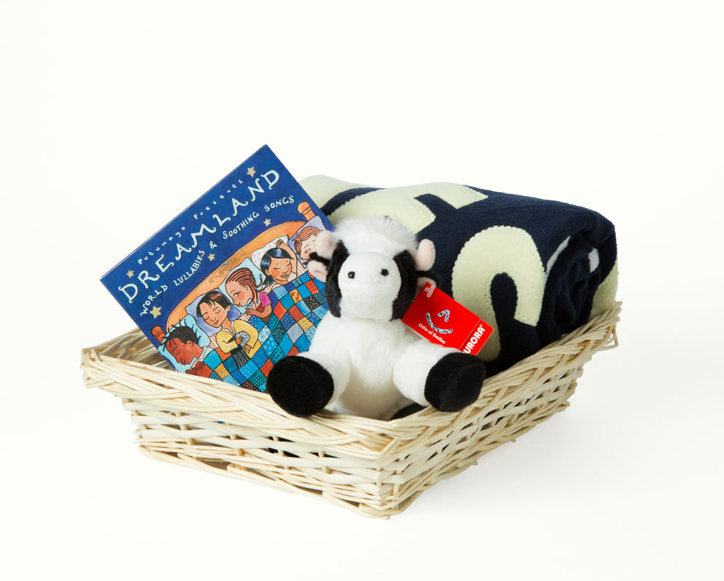 Cow Gift Set