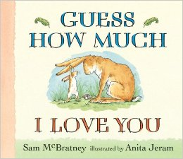 Guess How Much Love You Board Book