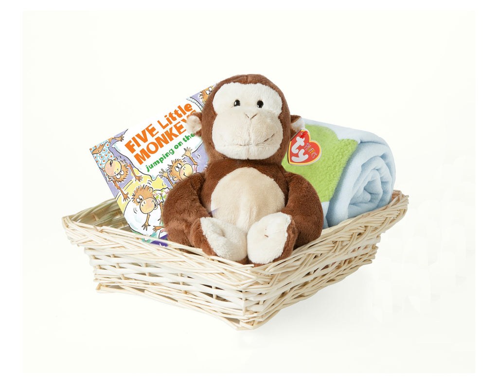 Monkey Gift Set for Boys