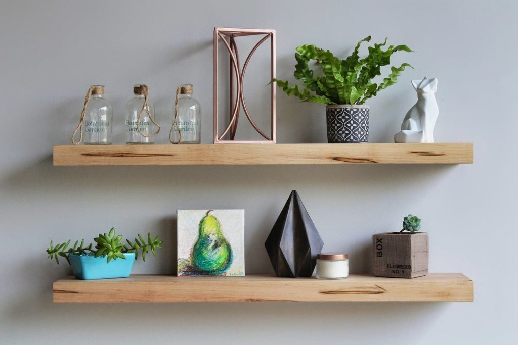 A Complete Guide to Floating Shelves