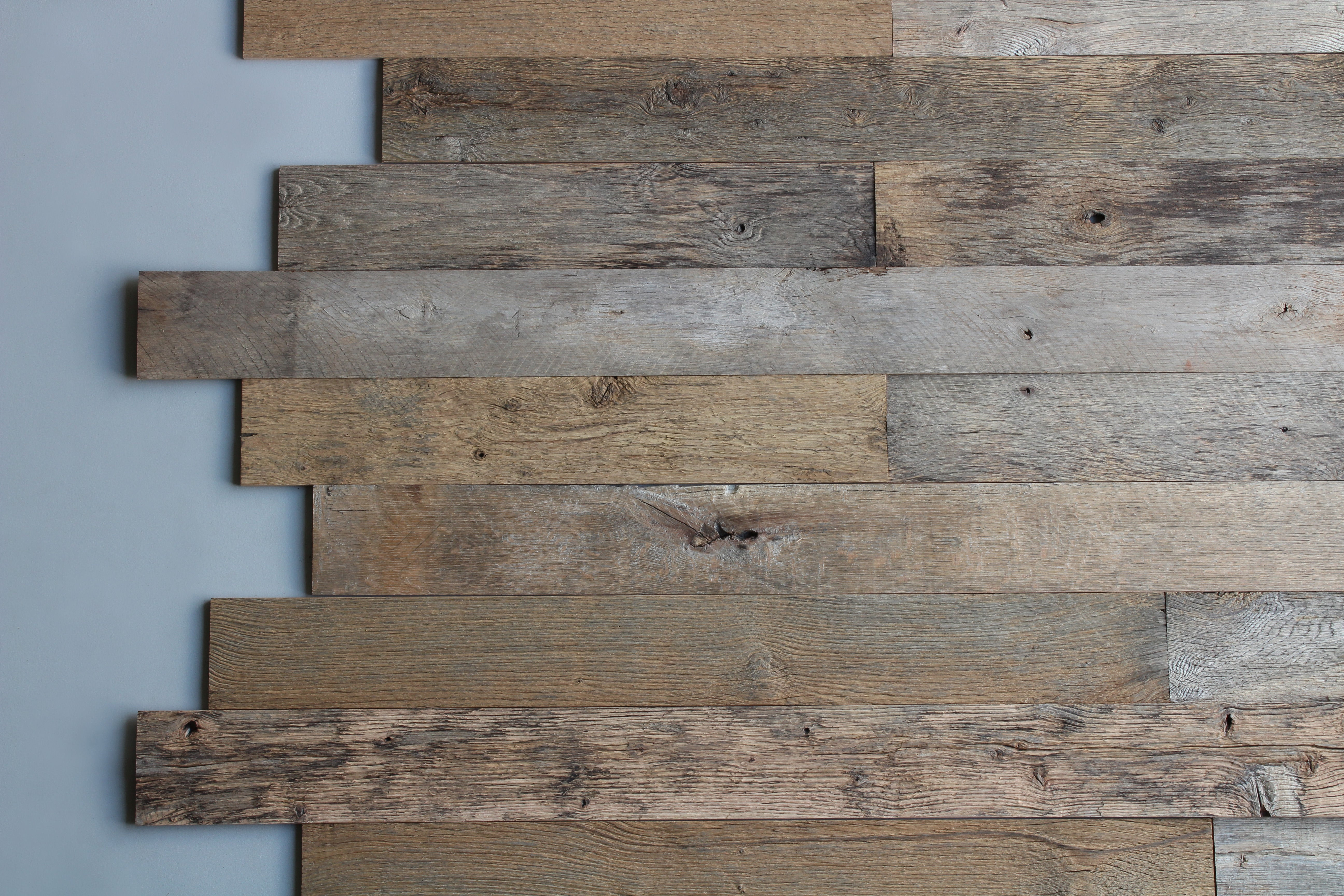 PA NJ Oak Reclaimed Wood Wall Planks ...