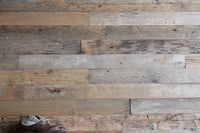 PA NJ Oak Reclaimed Wood Wall Planks