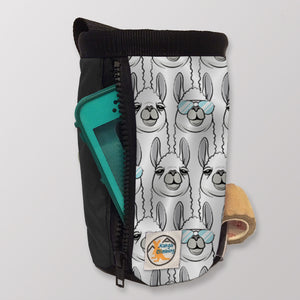 One Cool Llama Chalk Bag