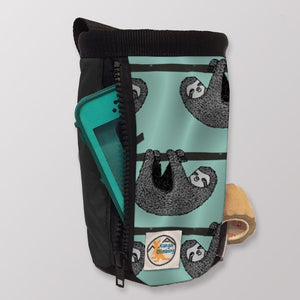 Sloths Chalk Bag