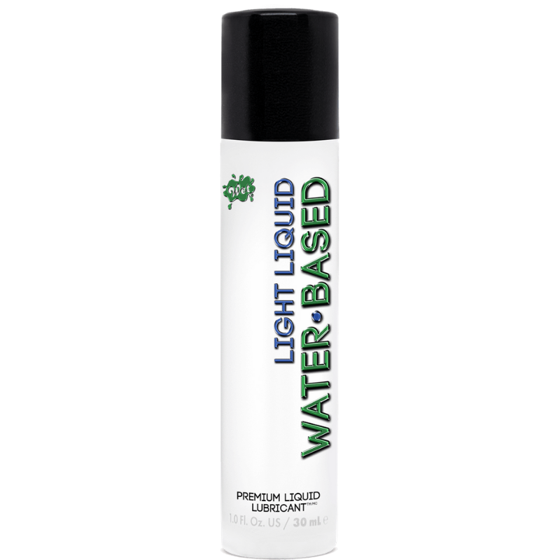 Lubricante Agua Wet Light 30 ml