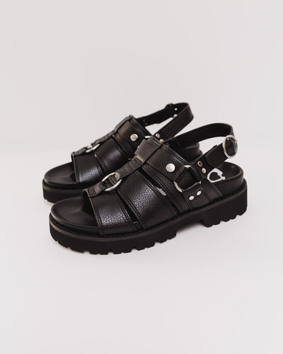 Juno Sandal Leather - Broke + Schön Shop