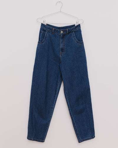 Jeans cocoon cropped blue in blau - Broke + Schön Shop