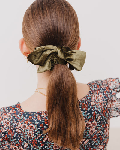 Scrunchie Ribbon - Broke + Schön Shop