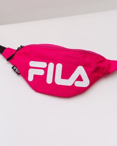 FILA UL Waist Bag in pink yarrow - Broke + Schön Shop