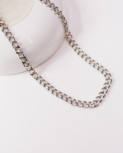 Kette Stretched Links - Broke + Schön#farbe_silver-colored