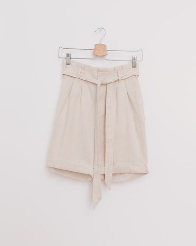 Johanna Shorts in light beige - Broke + Schön Shop