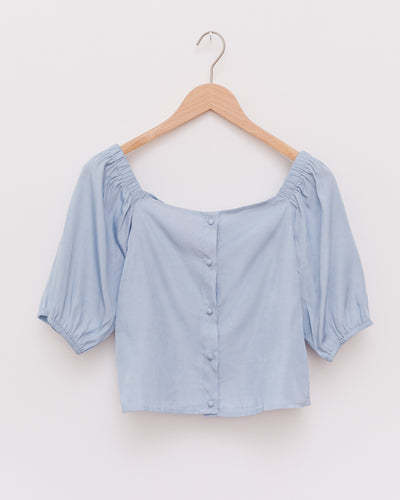 Lillian Off Shoulder Top - Broke + Schön Shop