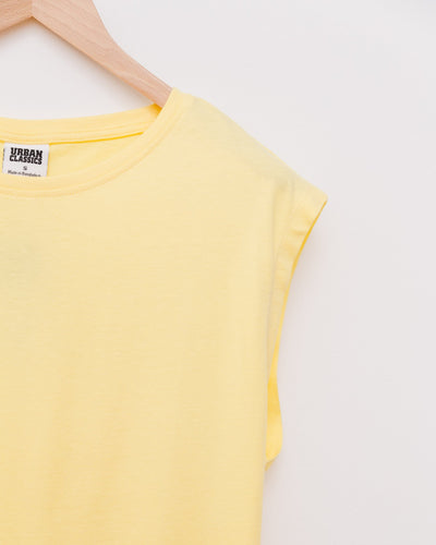 Ladies Basic Shaped Tee - Broke + Schön Shop