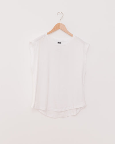 Ladies Basic Shaped Tee | Broke + Schön