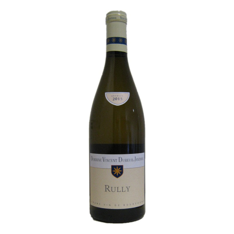 Rully 2015, Domaine Vincent Dureuil-Janthial