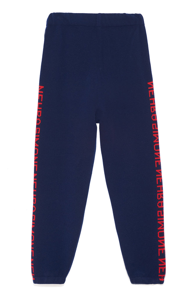 Logo Merino Wool Sweatpants
