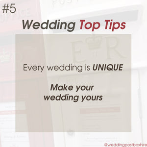 How To Make Your Wedding Unique