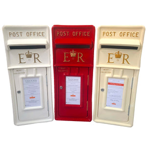 Royal Mail Post Box Hire