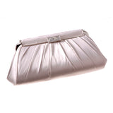 Classy Evening Pleated Rhinestone Bag 61041