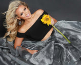 2Cute 91529 2 In 1 Off-The-Shoulder Long Prom Dress