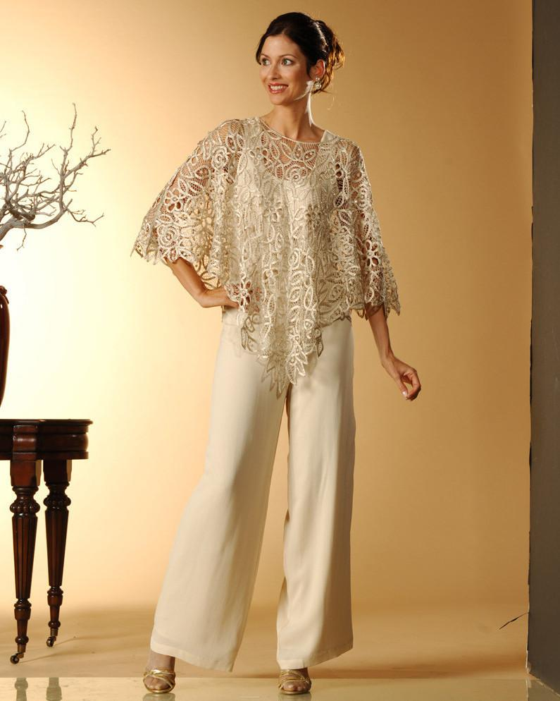 C8812 Silk Beaded Poncho