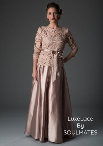 9b8c3f2608d 1601 Beaded Embroidered Evening Gown