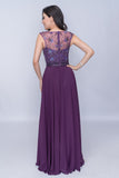 Nina Canacci M505 Designing Bodice Long Dress