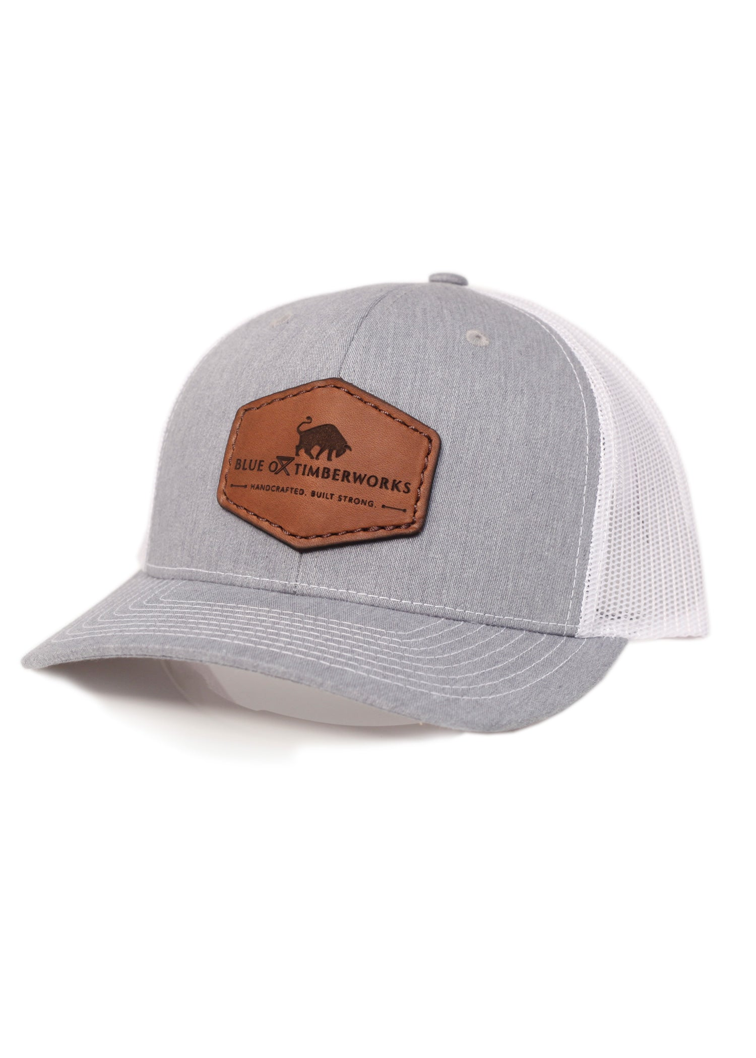 Blue Ox Timberworks - Richardson 112 Heather/White