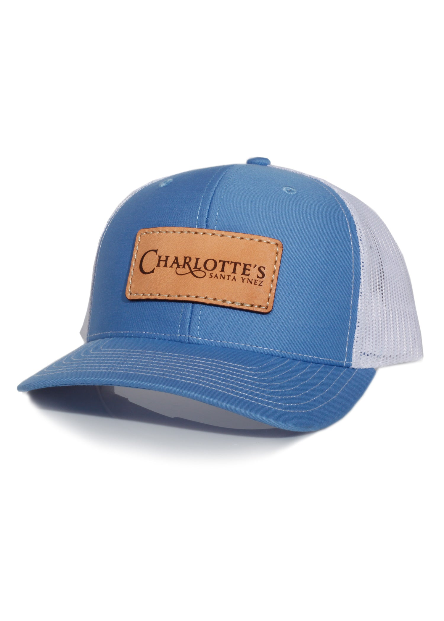 Charlotte's - Richardson 112 Columbia Blue/White