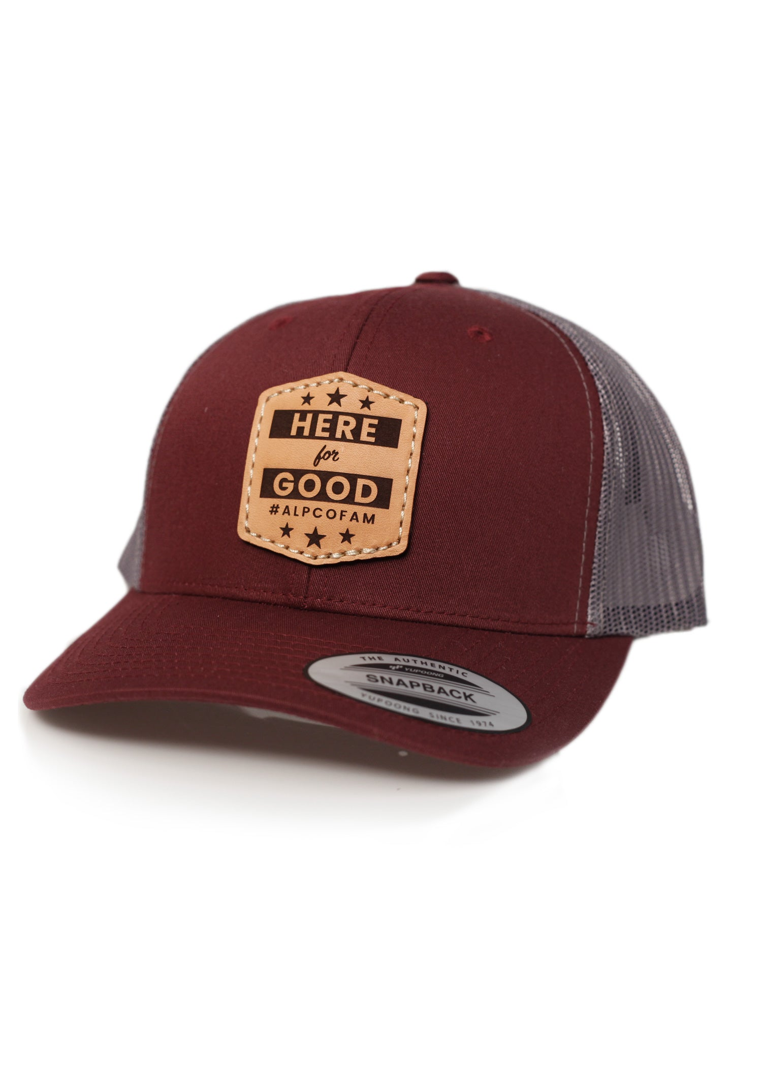 Here For Good ALPCO Family Hat