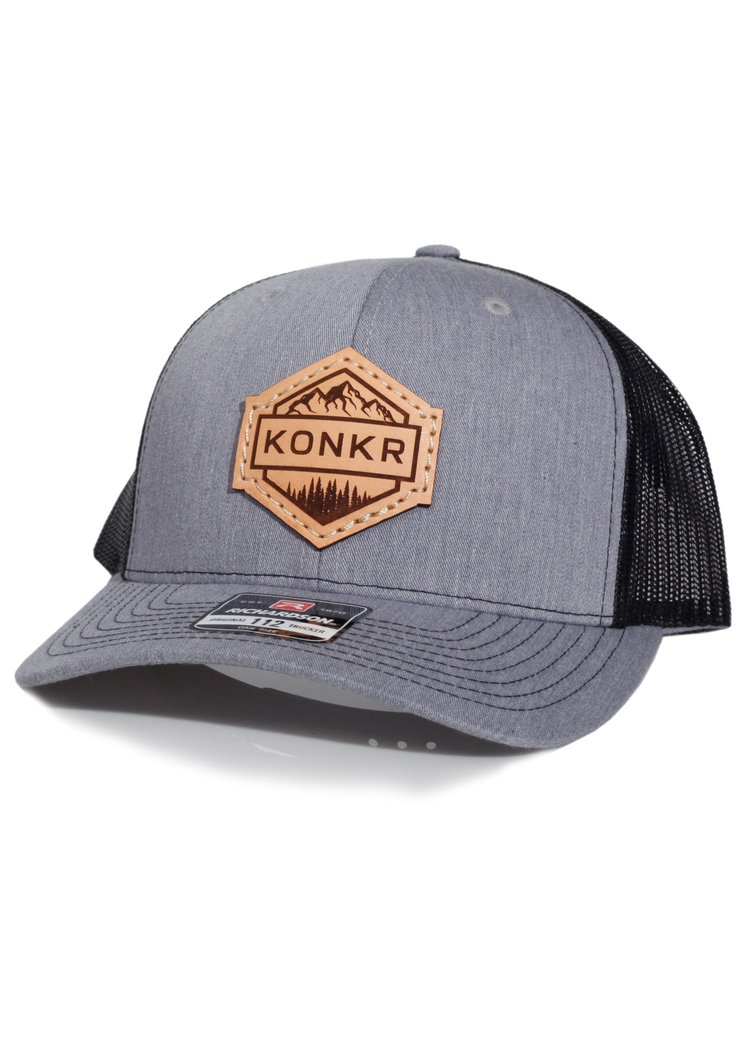 Konkr LLC - Richardson 112 Heather Grey/Black