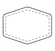 image of a hexagon