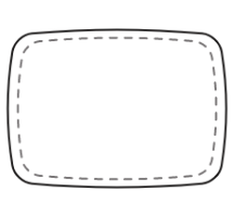 image of a rounded rectangle