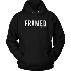 Logo Unisex Pull Over Hoodie