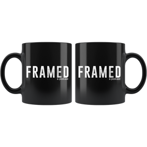 Logo Black 11 oz Mug