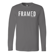 Logo Canvas Long Sleeve Shirt