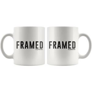 Logo White 11 oz Mug