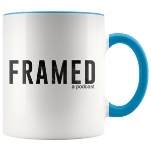 Logo Accent Color Mug