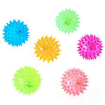 Dog LED Rubber Ball Toy