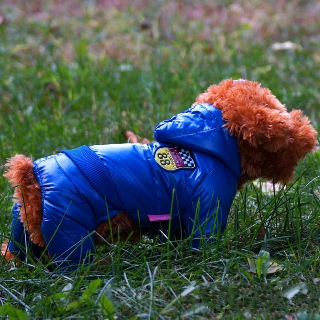 Waterproof  Winter Dog Coat Clothing