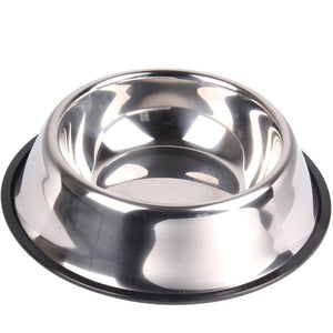 Dry Food Or Water Outdoor Dog Bowls