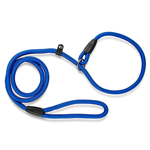 Nylon Adjustable Slip On Dog Leash