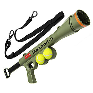 Interactive Ball Launcher Dog Toy