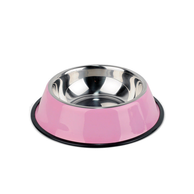 Colourful Dog Bowl For Food And Water