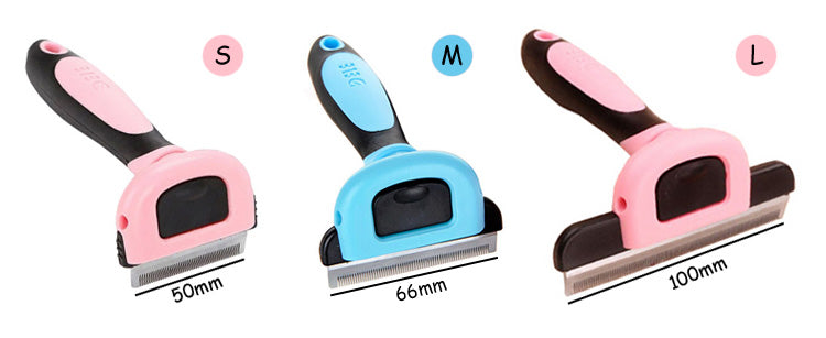 Dog Grooming Hair Remover Comb