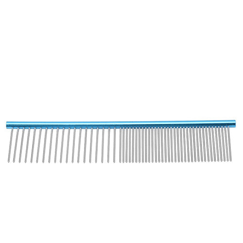 Stainless Steel Lightweight Long Thick Hair Dog Comb