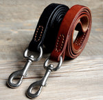 Dog Training Leather Leash