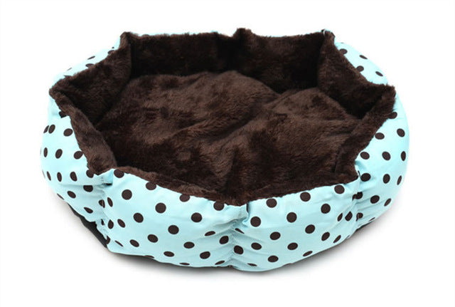 Soft Cotton Dog Bed
