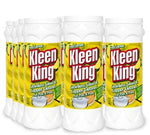 Lemon Kleen King for Stainless Steel and Copper Twelve 14 oz Cans