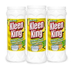 Lemon Kleen King for Stainless Steel and Copper Three 14 oz Cans